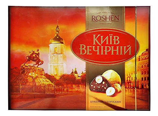 Kiev Vecherniy Candy Box Set 176G