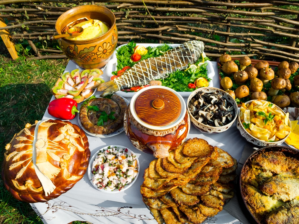 Food in Ukraine