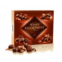 Ukrainian Sweets and Candy Roshen Assortment Classic