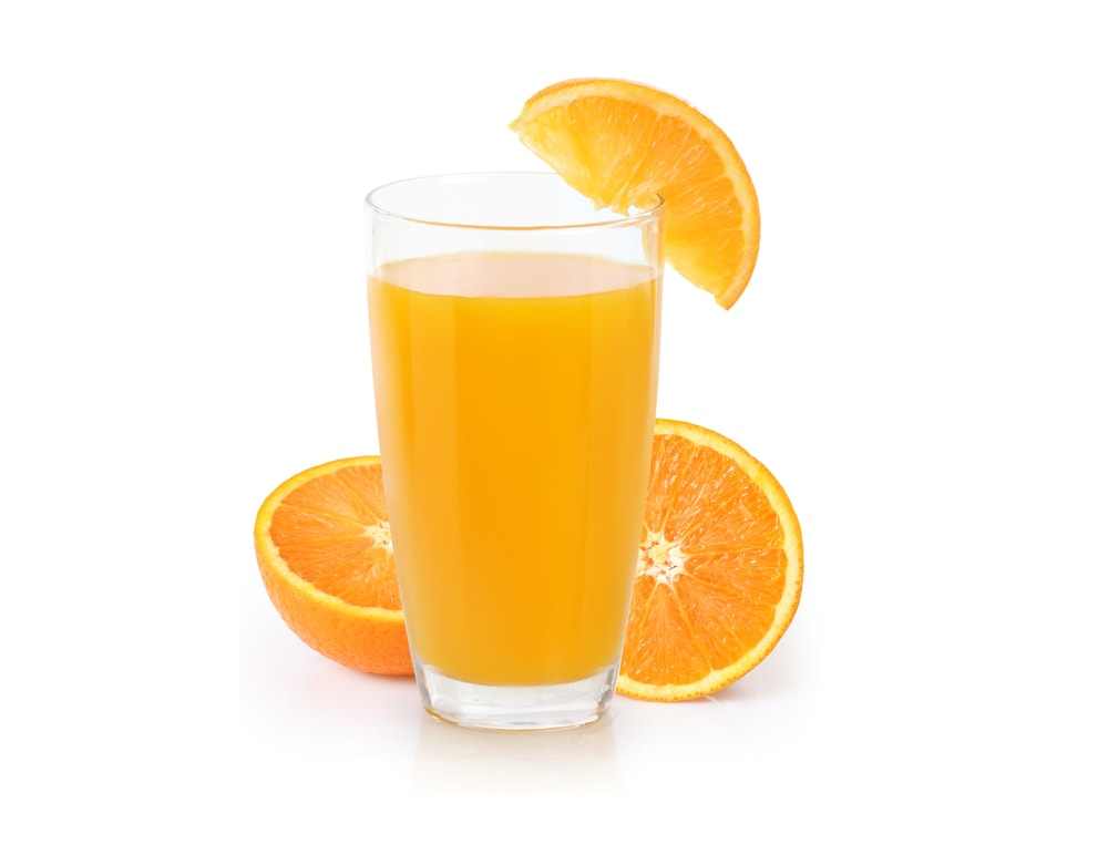 traditional orangeade